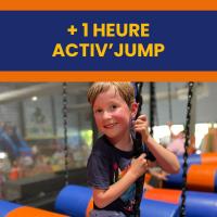 1h supplémentaire de Jump