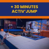 30 mn supplémentaires de Jump