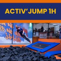 Entrée Activ'Jump 1h