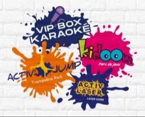 KIDOOM KidOOm & Activ'Jump Chalons