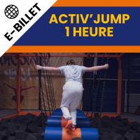 Entrée 1h Jump