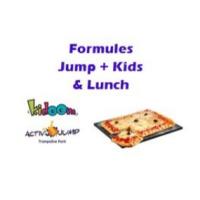 Formule Jump + Kids & Lunch