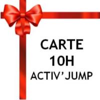 Carte 10h Activ'Jump